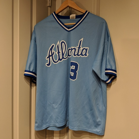 buy popular ea673 b4d95 Vintage Atlanta Braves Dale Murphy jersey